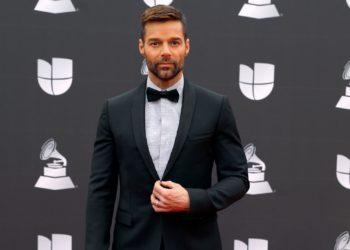 Hermano de Ricky Martin compartió foto de la infancia del cantante