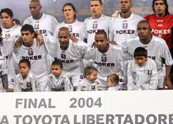 Libertadores de Once Caldas -- equipos colombianos en Copa Libertadores
