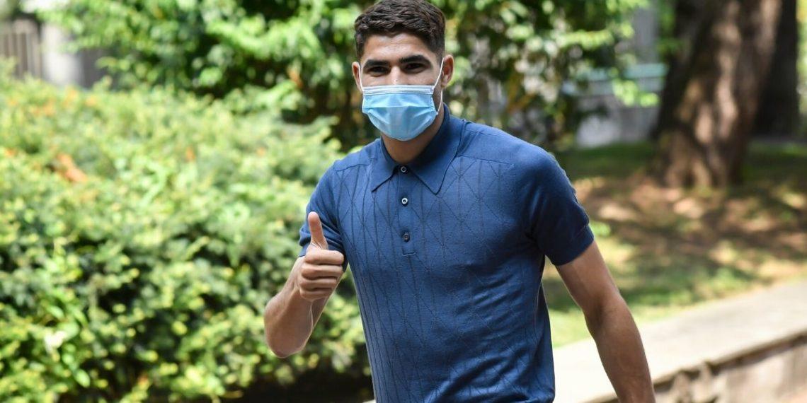 Hakimi al Inter de Milán: Real Madrid traspasa al defensor
