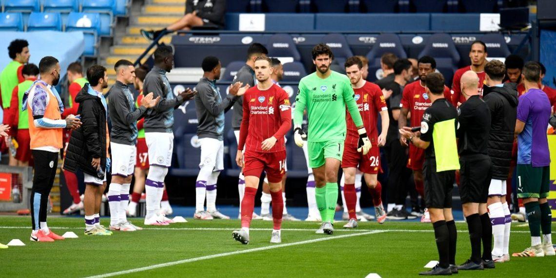 Manchester City honra al campeón Liverpool: 5 pasillo memorables