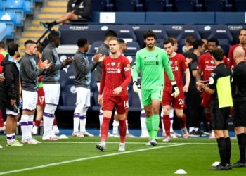 Manchester City honra al campeón Liverpool: 5 pasillo memorables