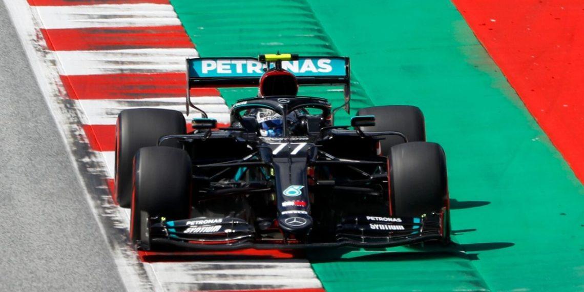 Pole en Austria: Valtteri Bottas saldrá primero en carrera inicial de F1