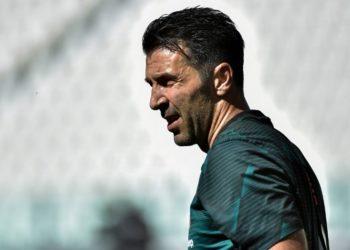 Record de Buffon: el jugador con más partidos en la Serie A al superar a Maldini