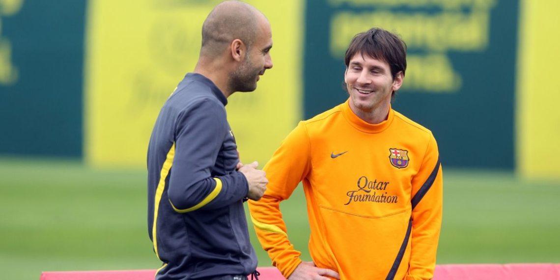 ¿Guardiola quiere a Messi? El técnico habló sobre la posibilidad