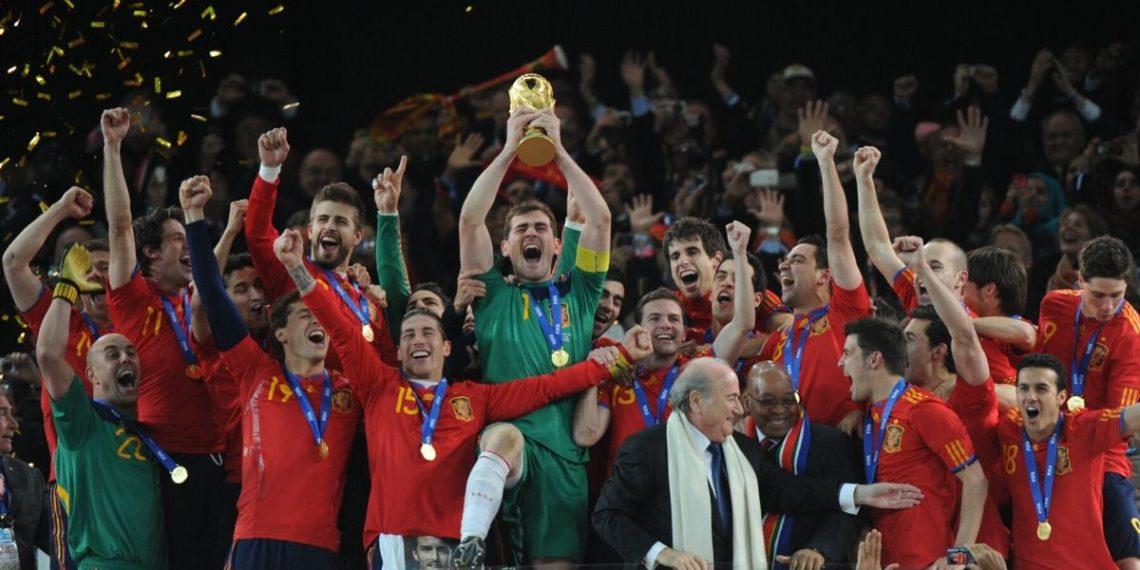 España campeón del mundo hace 10 años: Sudáfrica 2010 según Xavi