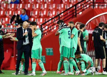 Campeonato del Real Madrid tiene varios escenarios para concretarse