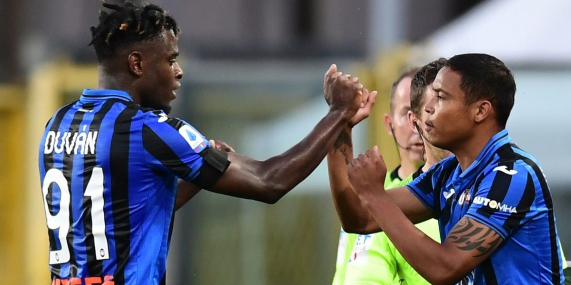 Muriel y Zapata son claves en el record goleador del Atalanta en Serie A