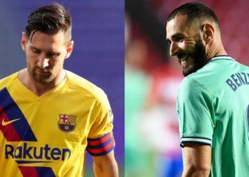 Messi vs Benzema: la carrera por ser el Pichichi de LaLiga