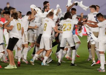Real Madrid campeón de liga: son 34 títulos de Primera División