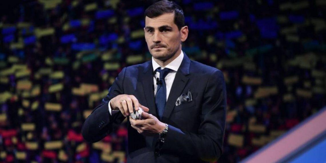 Iker Casillas vuelve al Real Madrid para trabajar con Florentino Pérez