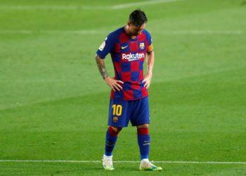 Lionel Messi está cerca de quitarle el record goleador a Telmo Zarra