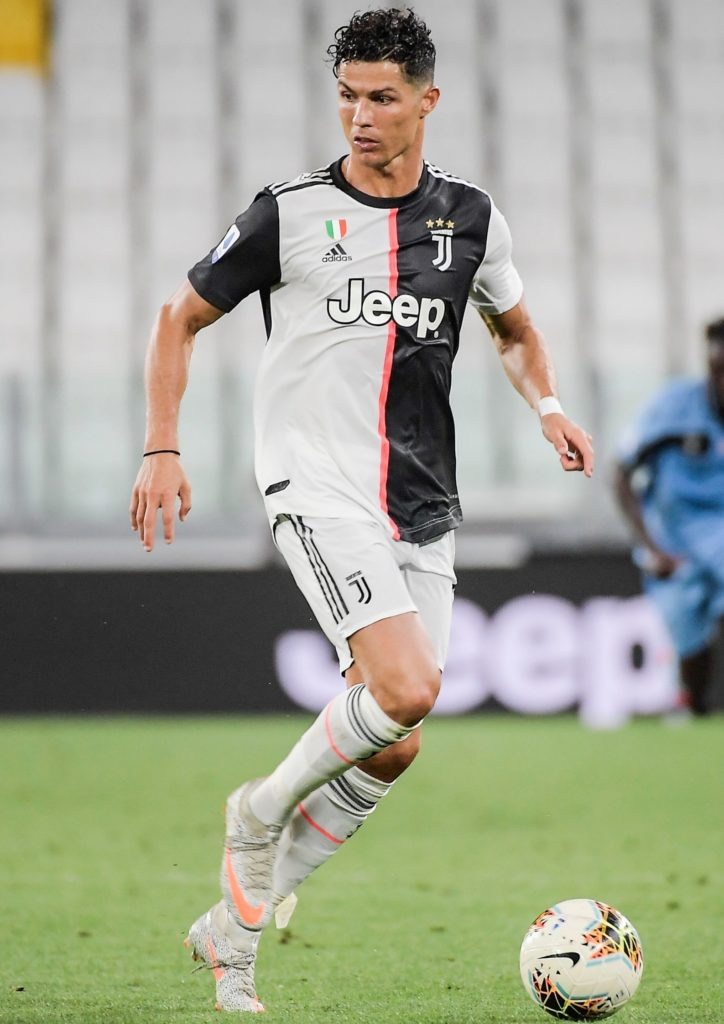 Cristiano Ronaldo goleador: domador de Inglaterra, España e Italia