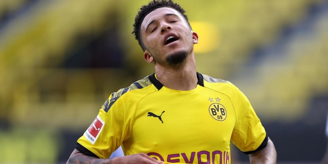 Manchester United al Dortmund: 88 millones de euros por Jadon Sancho