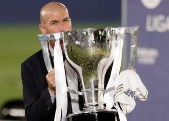 Equipo de LaLiga hecho por la UEFA: las estrellas del fútbol de España