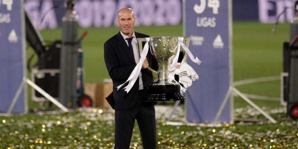 Zidane en el Real Madrid es una fija para la próxima temporada