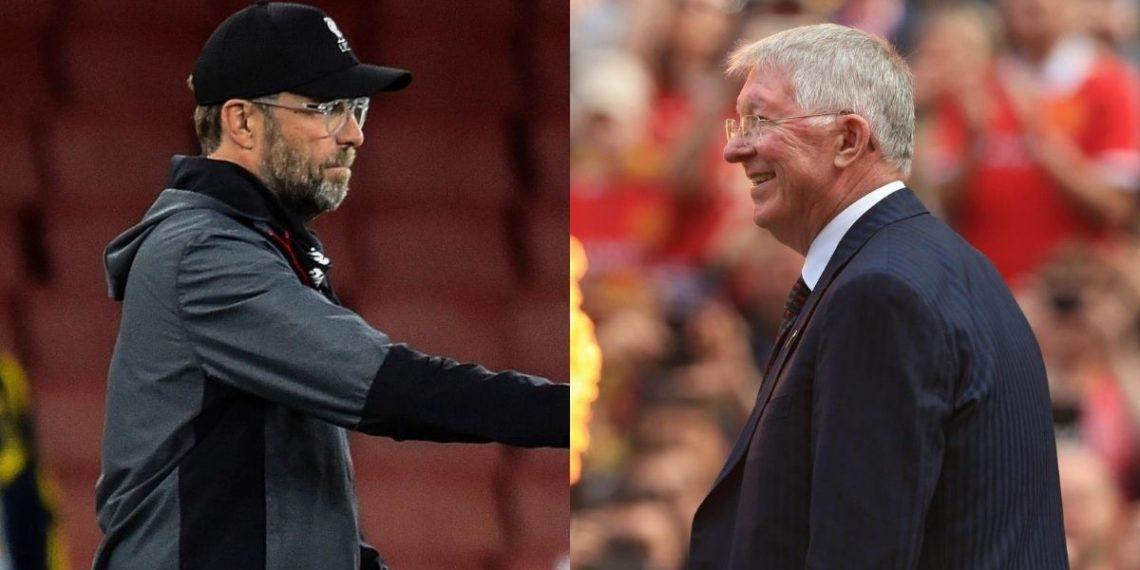Klopp llamó de madrugada a Alex Ferguson para contarle sobre Liverpool