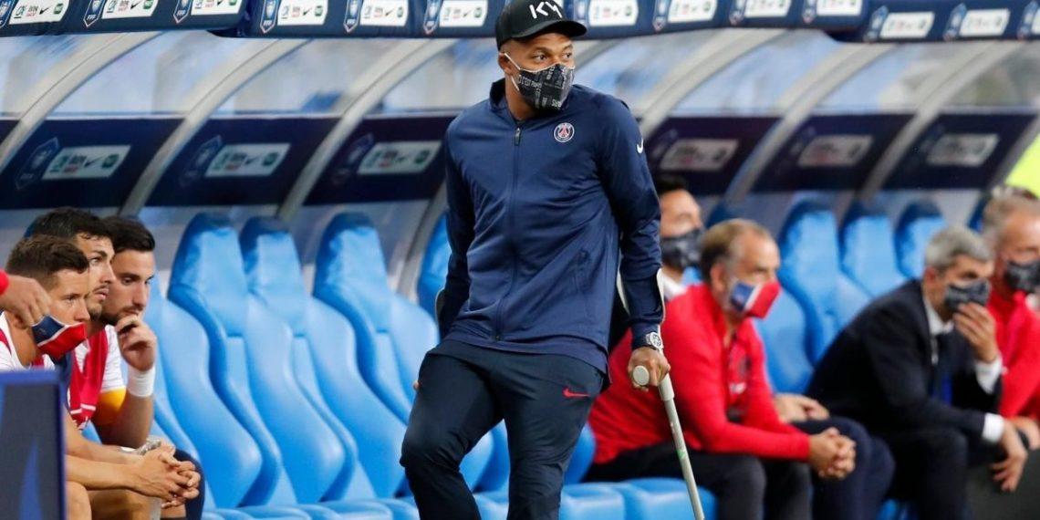 PSG en la Champions: París reza por una semifinal con Mbappé