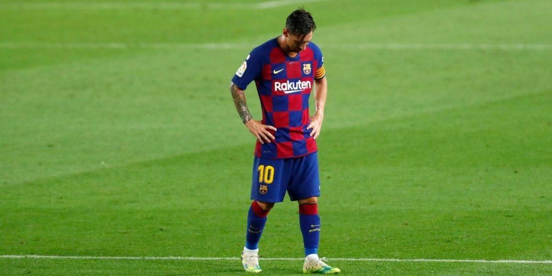 ¿Messi en Inter de Milán? La prensa italiana alimenta los rumores