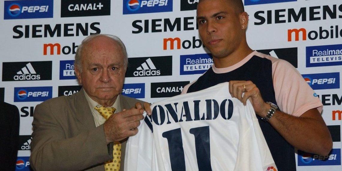«Entrenaba casi sin haber dormido»: dice Zé Roberto de Ronaldo Nazario