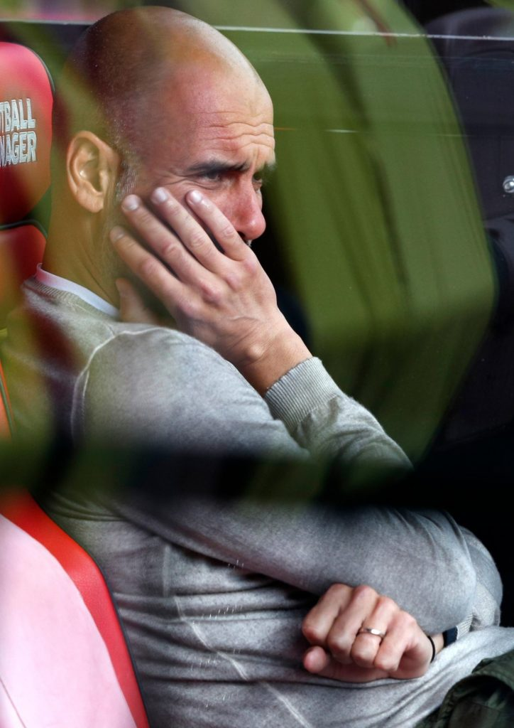 Guardiola habla del Real Madrid y Zidane: opiniones del DT del City