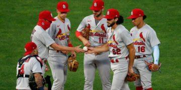 Coronavirus en MLB: San Luis Cardinals tiene casos positivos