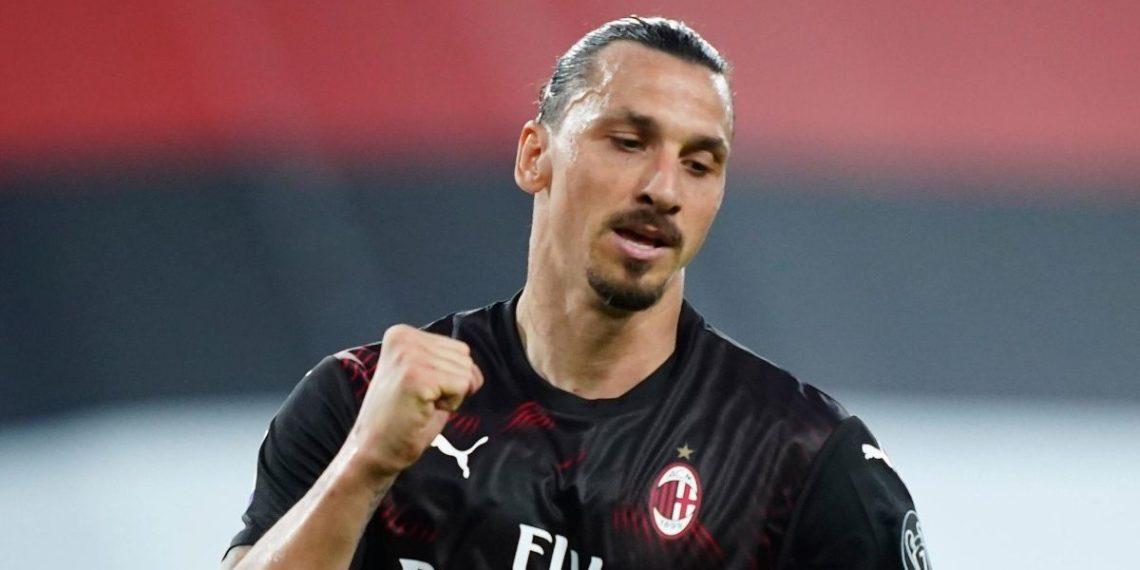 Ibrahimovic en Milán por un año más con una importante condición