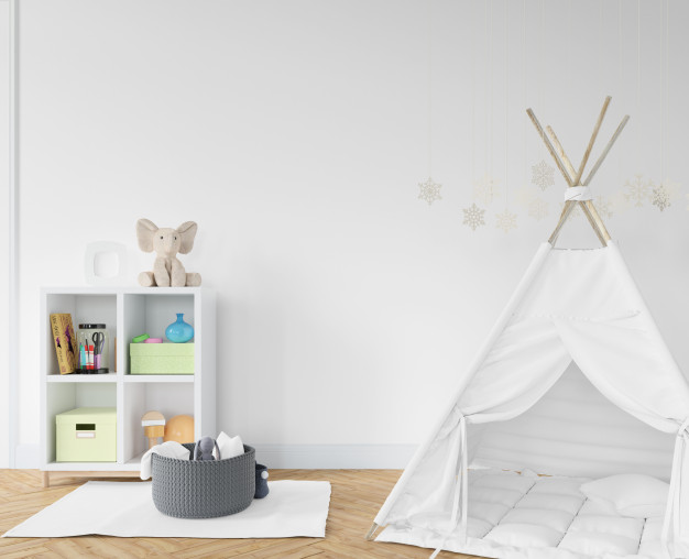 Errores al decorar habitación infantil