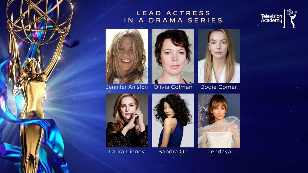 Nominados Premios Emmy 2020