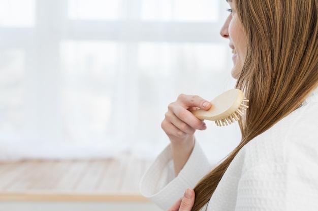 Capillas cabello suave
