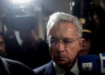 Prisión y Álvaro Uribe