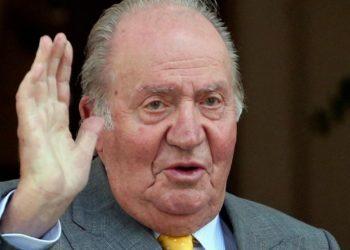 El paradero del rey emérito Juan Carlos era un misterio