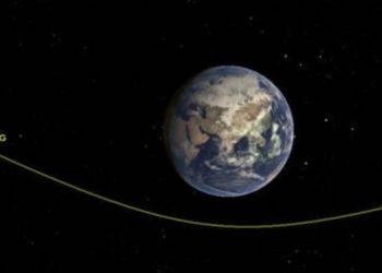 asteroide pasó cerca a la Tierra