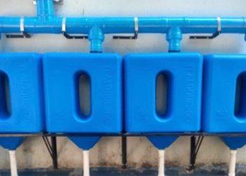 Proyecto de agua potable de Isla Urbana