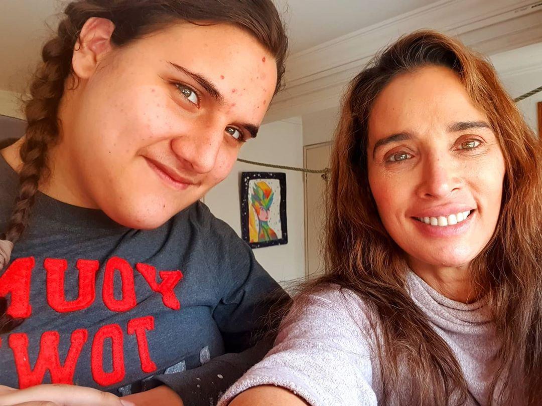 Luly Bossa conmueve en redes