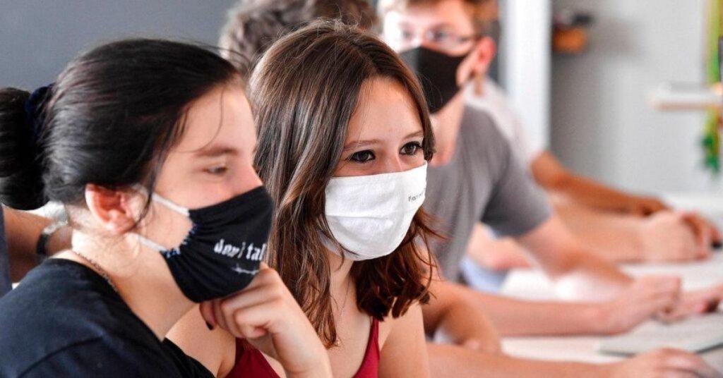mascarillas y protectores faciales para frenar el coronavirus