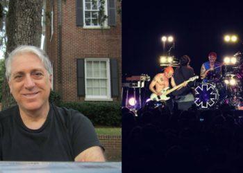 Muere Jack Sherman, ex guitarrista de Red Hot Chili Peppers
