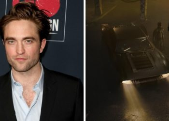 Robert Pattinson en 'Batman'