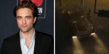 Robert Pattinson en 'Batman'