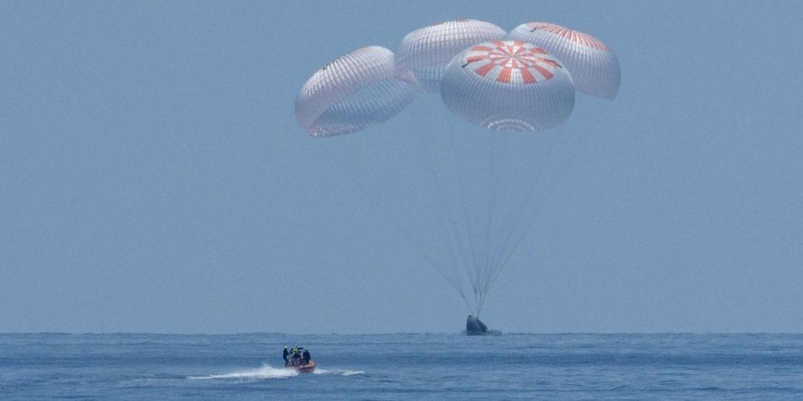 SpaceX: aterrizaje exitoso