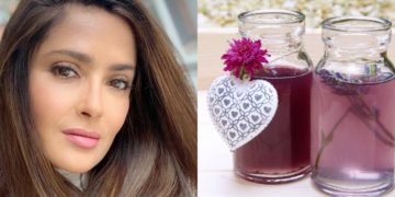 Los secretos de belleza antiedad de la actriz Salma Hayek