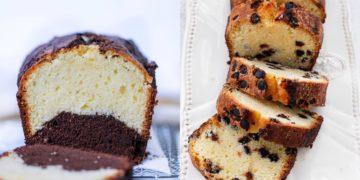 Receta de budín de pan con vainilla, chocolate, nueces y banana (plátano)