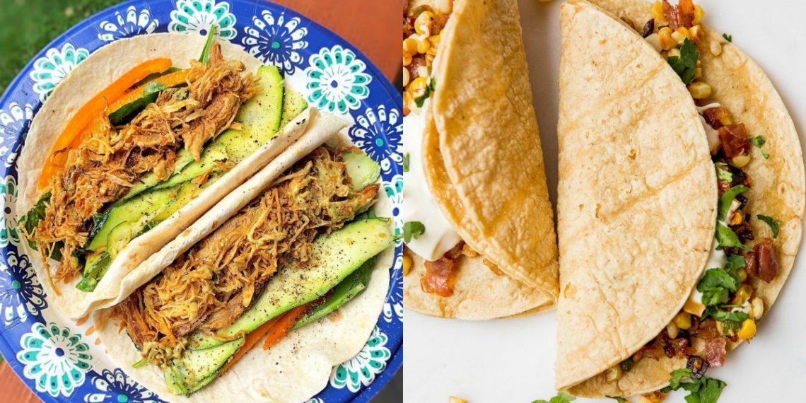 Burritos gluten free (sin gluten)