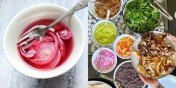 Hacer cebollas en vinagre o encurtidas