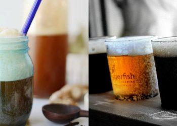 Receta de cerveza de raíz casera y artesanal (root beer)