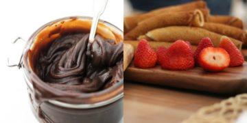Receta de crema de chocolate oscuro