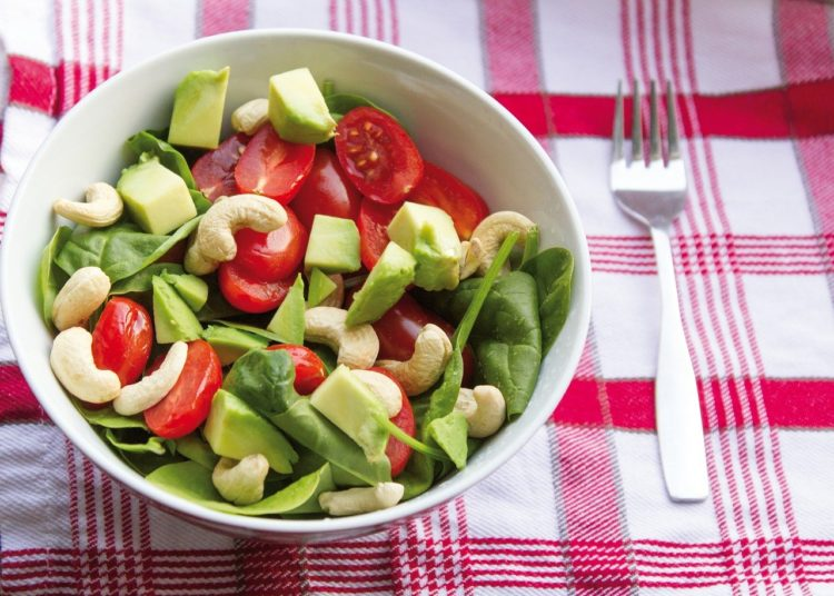 Ensaladas: las principales aliadas en una dieta libre de gluten