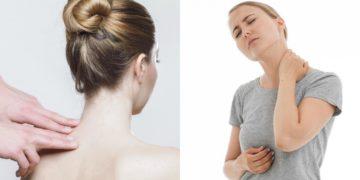 Dolor de cuello por estrés