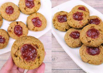 Recetas de galletas de vainilla integrales y caseras