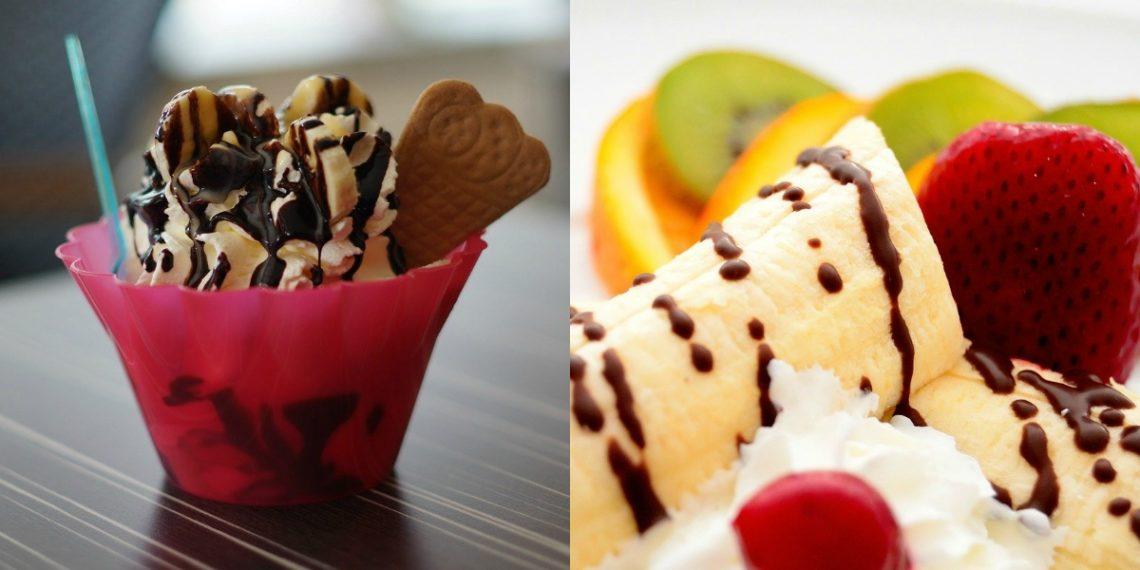 Hacer helado de banana casero (ice cream)