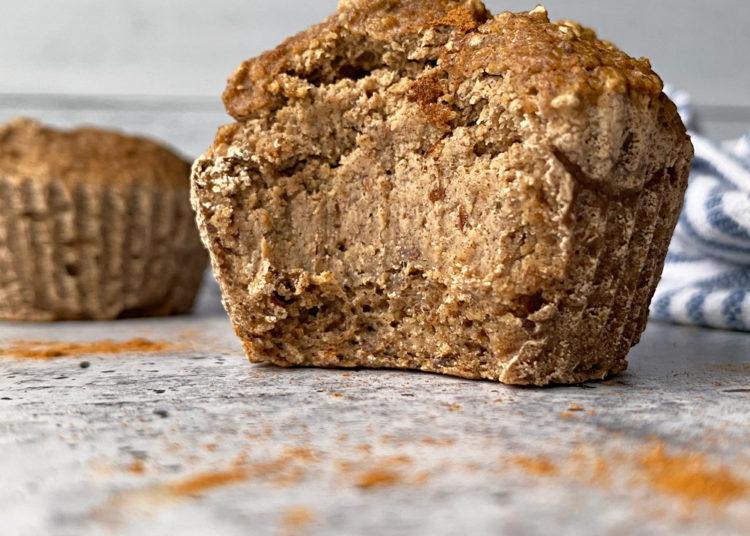 Muffins paleo sin gluten
